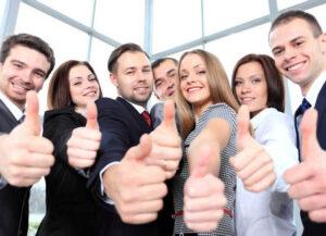 Сложившийся положительный имидж компании сформирует устойчивое позитивное представление о предприятии и долго будет работать на развитие бизнеса.