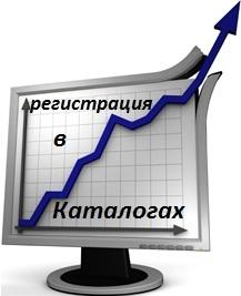 Регистрация в справочниках, каталогах